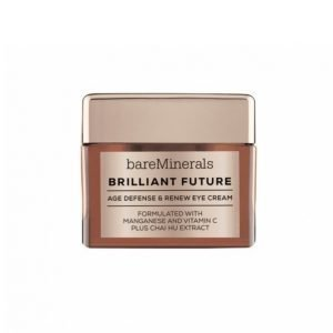 Bareminerals Correctives Brilliant Future Age Defense And Renew Eye Cream 15 G Silmänympärysvoide