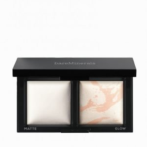 Bareminerals Invisible Light Translucent Powder Duo Puuteri Translucent