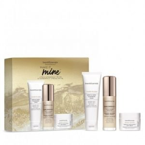 Bareminerals Make It Mine Skincare Kit Meikinpoistoaine Monivärinen