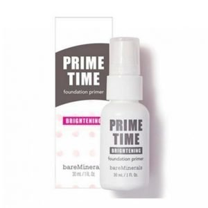 Bareminerals Prime Time Foundation Primer Brightening Pohjustusvoide