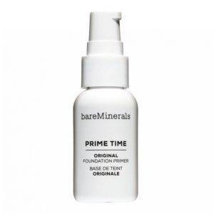 Bareminerals Prime Time Original Foundation Primer 30 Ml Pohjustusvoide