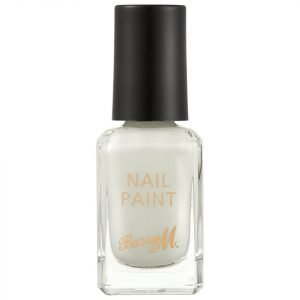 Barry M Cosmetics Classic Nail Paint Various Shades Frost