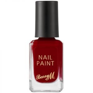 Barry M Cosmetics Classic Nail Paint Various Shades Raspberry