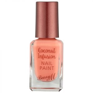 Barry M Cosmetics Coconut Infusion Nail Paint Various Shades Flamingo