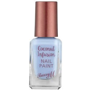 Barry M Cosmetics Coconut Infusion Nail Paint Various Shades Laguna
