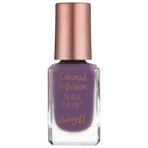 Barry M Cosmetics Coconut Infusion Nail Paint Various Shades Oasis