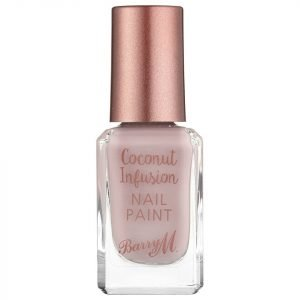 Barry M Cosmetics Coconut Infusion Nail Paint Various Shades Paradise