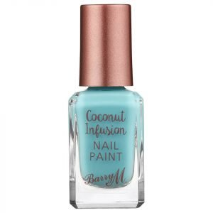 Barry M Cosmetics Coconut Infusion Nail Paint Various Shades Scuba