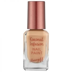 Barry M Cosmetics Coconut Infusion Nail Paint Various Shades Tiki Hut