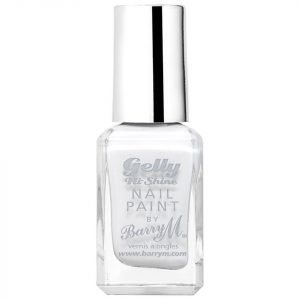 Barry M Cosmetics Gelly Hi Shine Nail Paint Various Shades Cotton
