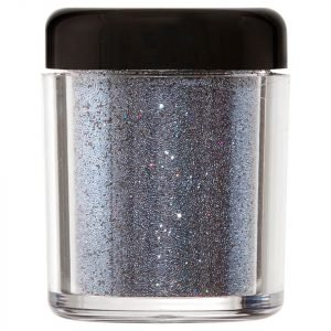 Barry M Cosmetics Glitter Rush Body Glitter Various Shades Onyx