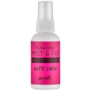 Barry M Cosmetics Makeup Setting Spray Matte