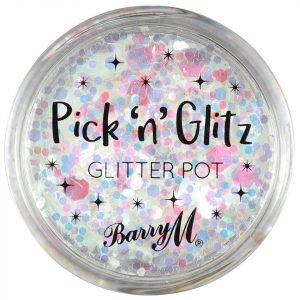 Barry M Cosmetics Pick N Glitz Various Shades Lit