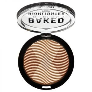 Barry M Cosmetics Tri-Blend Baked Highlighter Bronze Deco