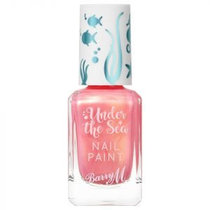Barry M Cosmetics Under The Sea Nail Paint Pinktail