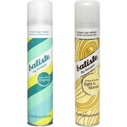 Batiste Dry Shampoo Duo 2 x Dry Shampoo 200ml