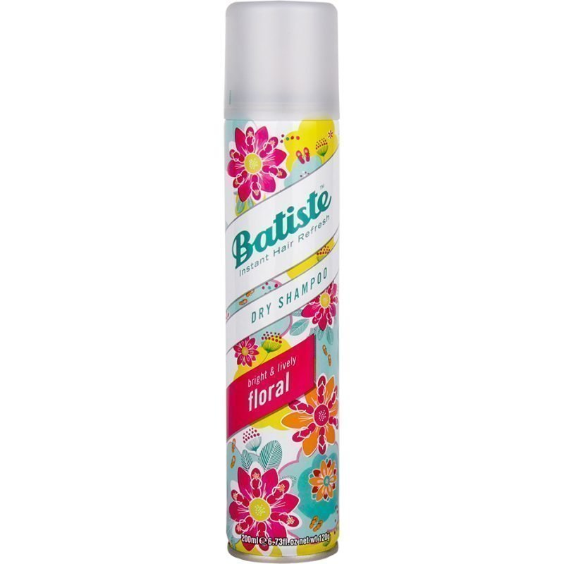 Batiste Floral Essences Dry Shampoo 200ml