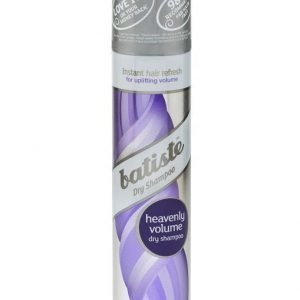 Batiste Kuivashampoo Heavenly Volume 200 ml + 50 ml XXL matkakoko