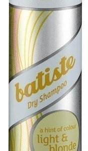 Batiste Kuivashampoo Light Blonde 200 ml + 50 ml XXL matkakoko