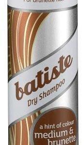 Batiste Kuivashampoo Medium Brunette 200 ml + 50 ml XXL matkakoko