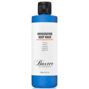 Baxter Of California Invigorating Body Wash 236 Ml Citrus And Herbal Musk
