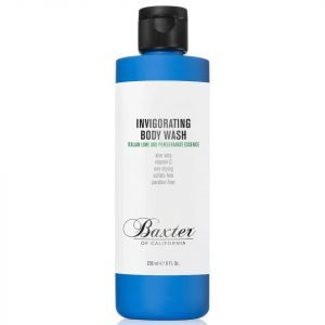 Baxter Of California Invigorating Body Wash 236 Ml Italian Lime And Pomegranate