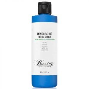 Baxter Of California Invigorating Body Wash 236 Ml Italian Lime And Pomegranate