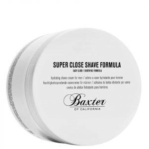 Baxter Of California Super Close Shave Formula 240 Ml