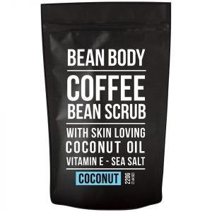 Bean Body Coconut Coffee Bean Scrub 220 G