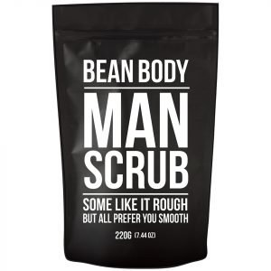 Bean Body Coffee Bean Scrub 220g Man Scrub