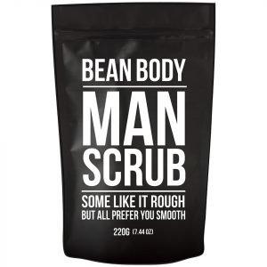Bean Body Coffee Bean Scrub 220g Man Scrub