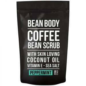 Bean Body Coffee Bean Scrub 220g Peppermint