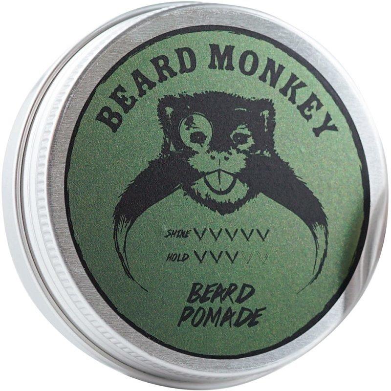 Beard Monkey Beard Wax Pomade Lemon 60ml