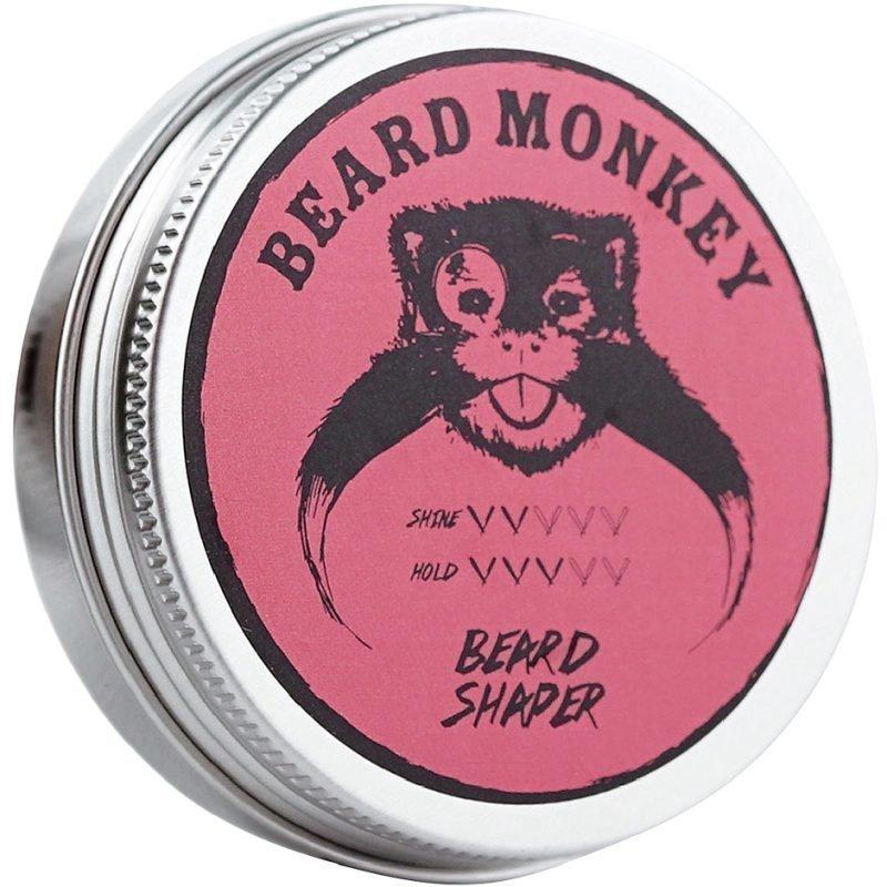 Beard Monkey Beard Wax Shaper Orange/Cinnamon 60ml