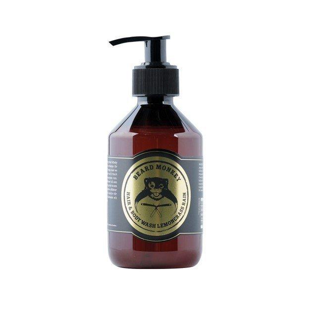 Beard Monkey Hair & Body Wash 250ml