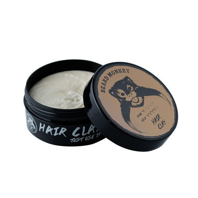 Beard Monkey Hair Clay 100 ml
