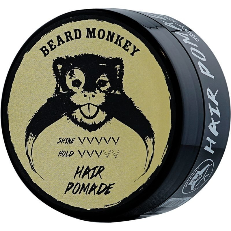 Beard Monkey Hair Wax Pomade 100ml