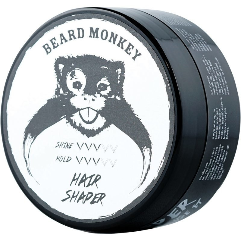 Beard Monkey Hair Wax Shaper 100ml