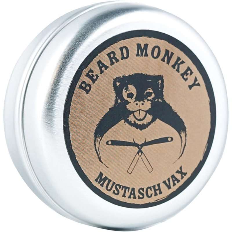Beard Monkey Mustasch Wax 20gram