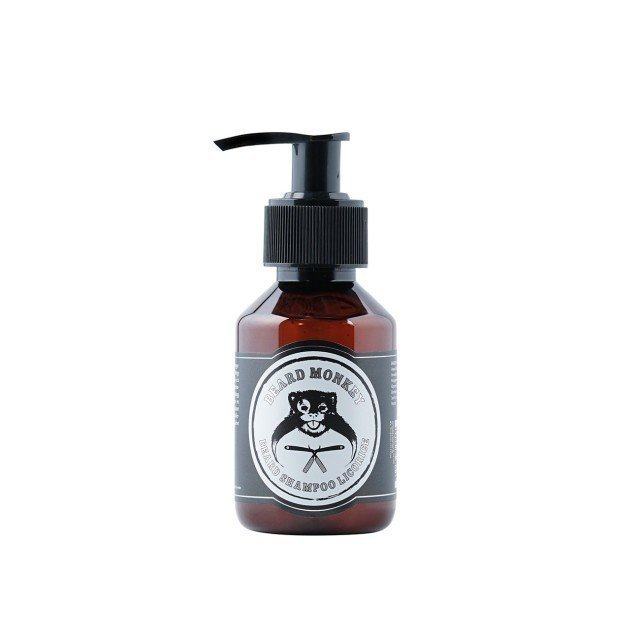 Beard Monkey Partashampoo Lakritsi 100 ml
