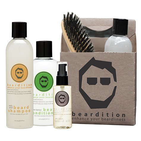 Beardition Bearded Gift Set