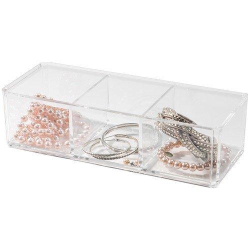 Beauty Organizers Bijoux Organizer Jewelry Organizer Box 3 Holders
