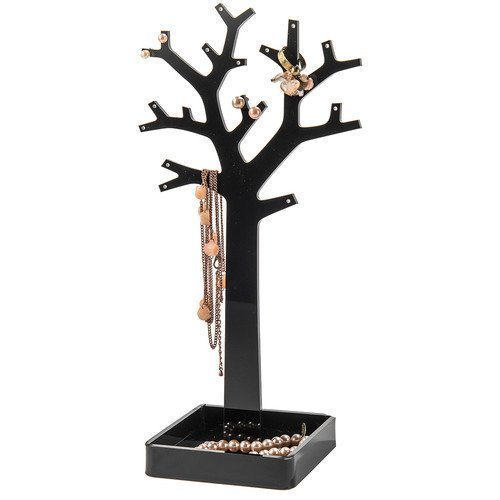 Beauty Organizers Bijoux Organizer Tree Black