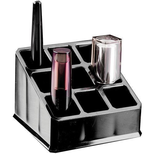 Beauty Organizers Cosmetic Organizer Lipstick Holder Black