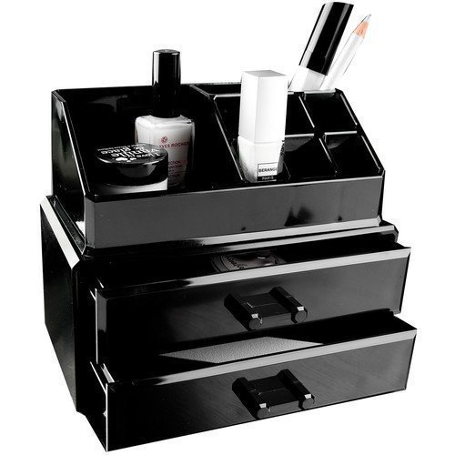 Beauty Organizers Cosmetic Organizer RAN7314 Black