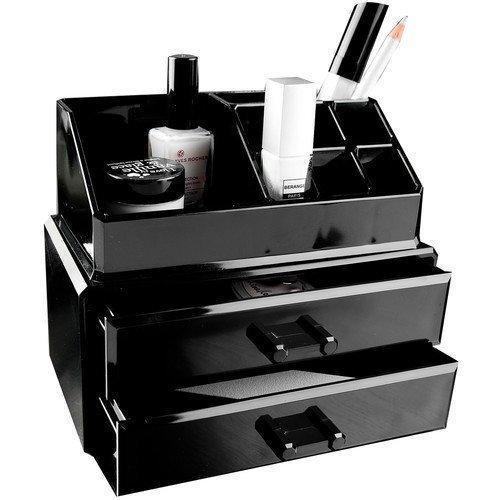 Beauty Organizers Cosmetic Organizer RAN7314 Black