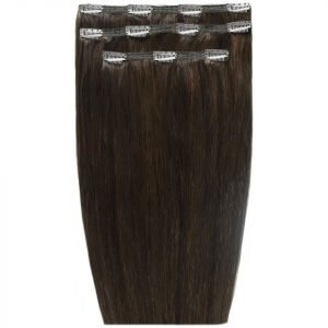 Beauty Works Deluxe Clip-In Hair Extensions 18 Inch Raven 2