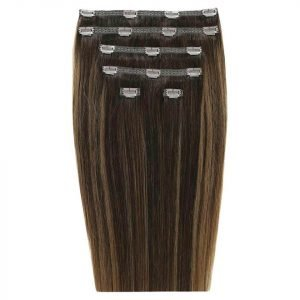 Beauty Works Double Hair Set 18 Inch Clip-In Hair Extensions #Dubai