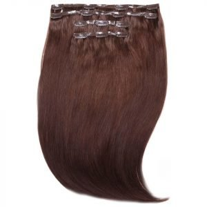 Beauty Works Jen Atkin Invisi-Clip-In Hair Extensions 18 Hot Toffee 4