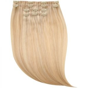 Beauty Works Jen Atkin Invisi-Clip-In Hair Extensions 18 La Blonde 613 / 24